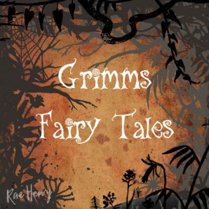 Grimms Fairy Tales Book Cover